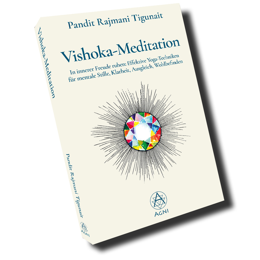 ISBN 9783964570369 Vishoka-Meditation Buch Pandit Rajmani Tigunait